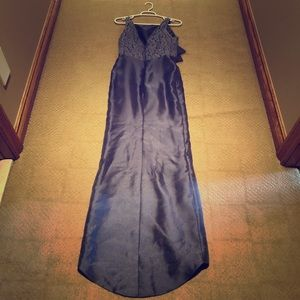 Formal dress for prom or wedding. Worn once.